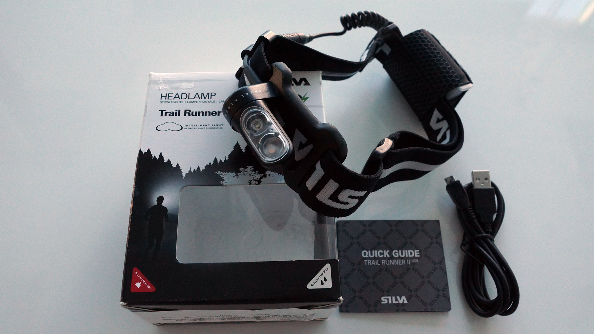 Silva Trail Runner II USB Box