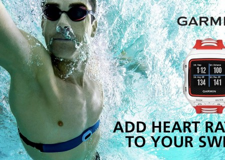 Garmin Underwater Heart-Rate Monitor