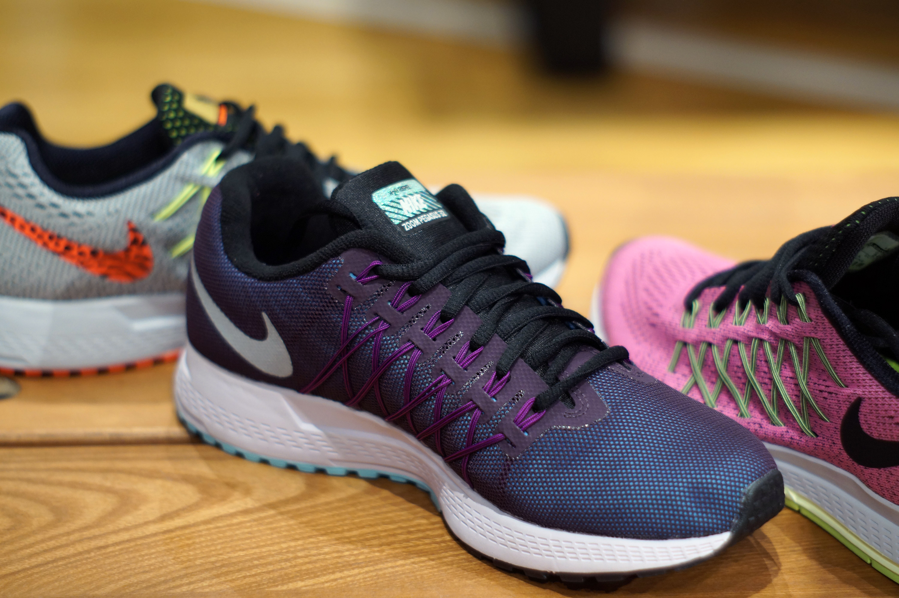 nike zoom pegasus womens review
